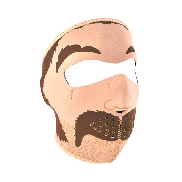 Neoprene Leroy Full Face Mask