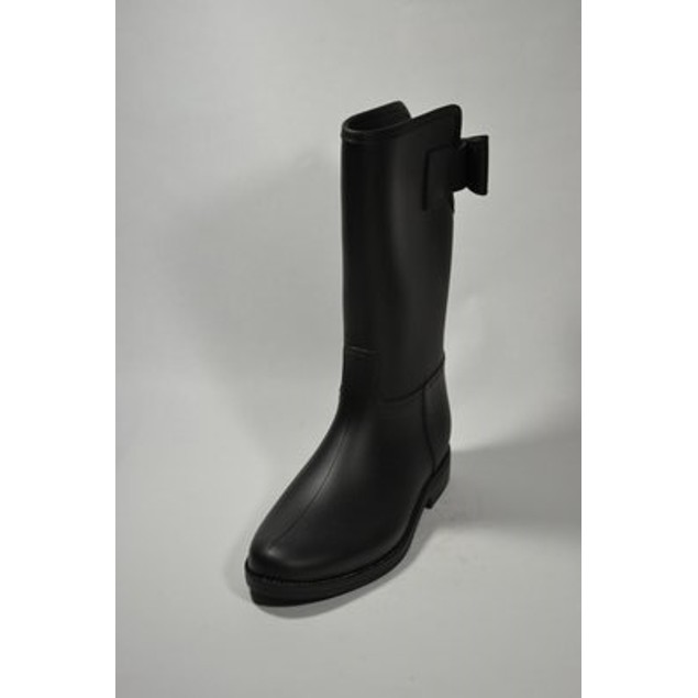 Short Mid Calf Waterproof Rain Boots