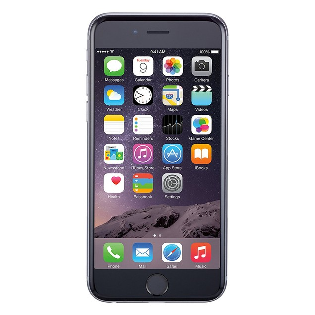 Apple iPhone 6 16GB GSM Unlocked Space Gray