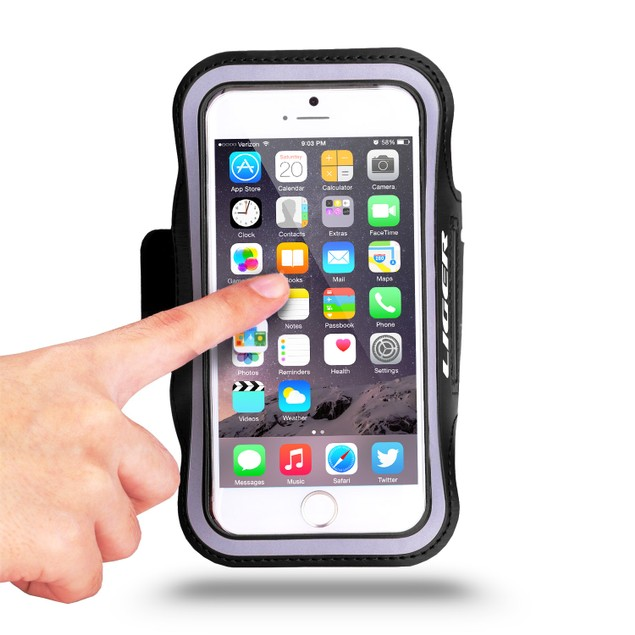 Liger Sweat Proof Armband Case + Key Holder
