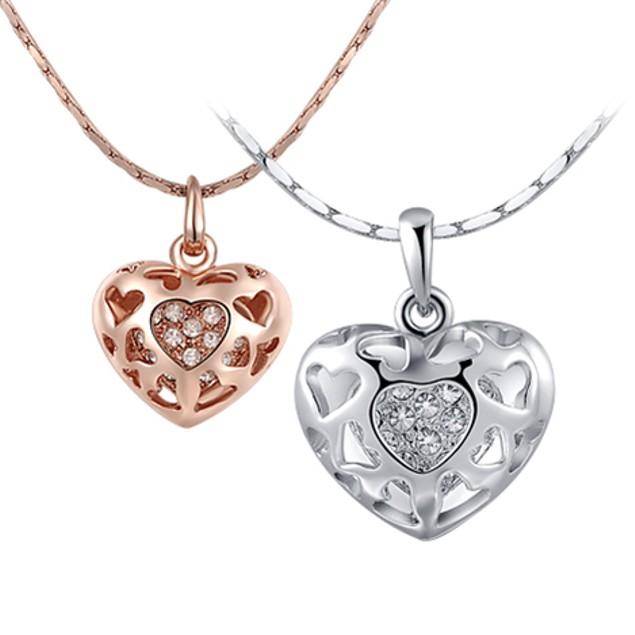 Lockit Heart Pendant