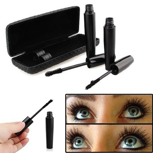 3D Fiber Lashes Transplanting Gel And Natural Fibers Mascara