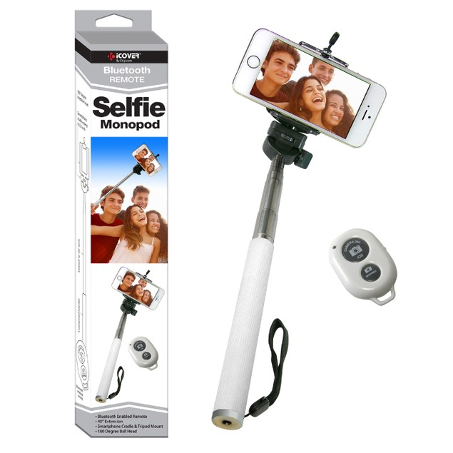 The Original Bluetooth Selfie Stick w/ Free Gift