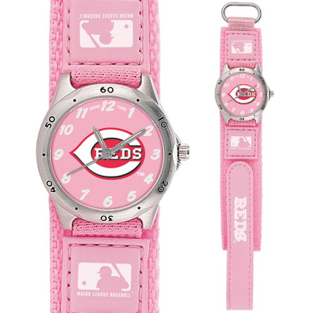Cincinnati Reds Girls MLB Watch
