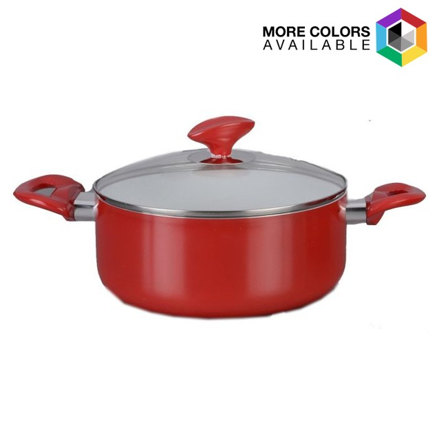 Diamond Home Stainless Steel Sauce Pot with Lid