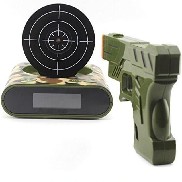 Gun Alarm Target Shooting Clock