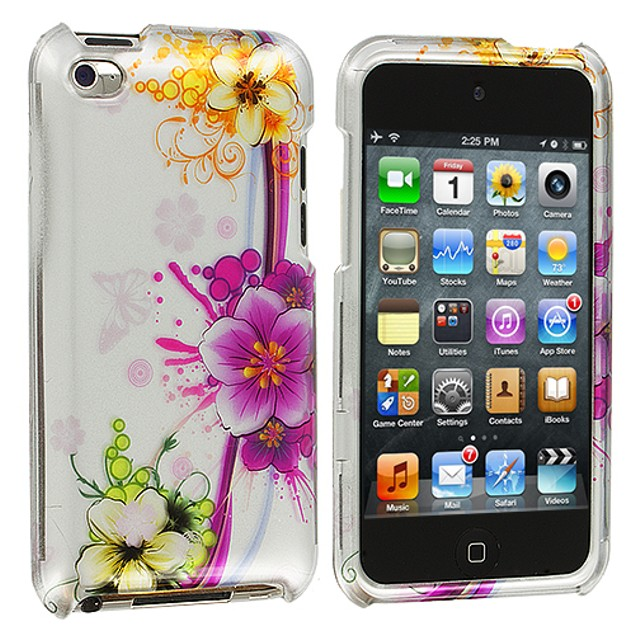 Apple iPod Touch 4th Generation Hard Design Case Cover