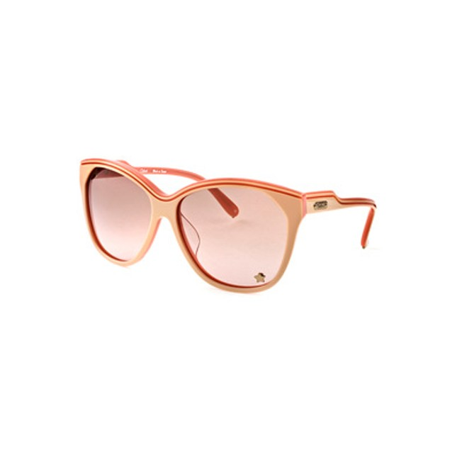 Chloe Fashion Sunglasses - Pale Pink