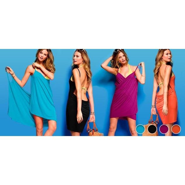 Bikini Wrap Dresses