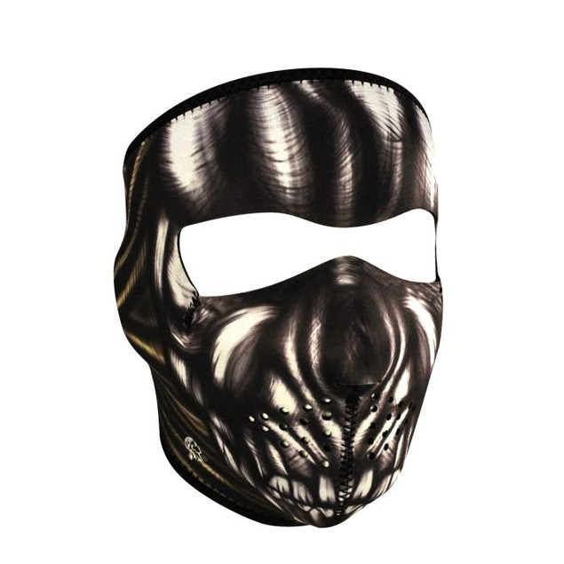Ancient Skull Neoprene Full Face Mask