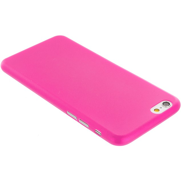 Apple iPhone 6 Plus (5.5) Hard Crystal Back 0.3mm Case Cover