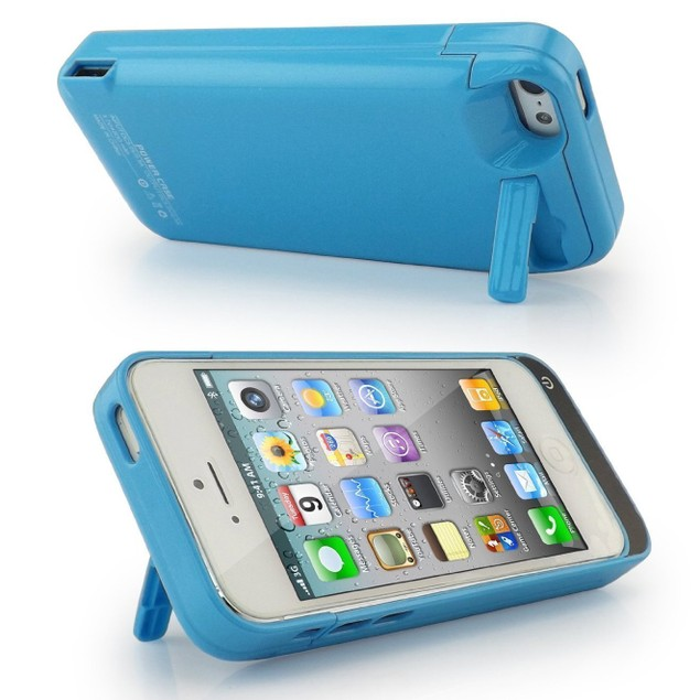 Lingsfire 4200mAh Charger Case for iPhone 5/5s/5c