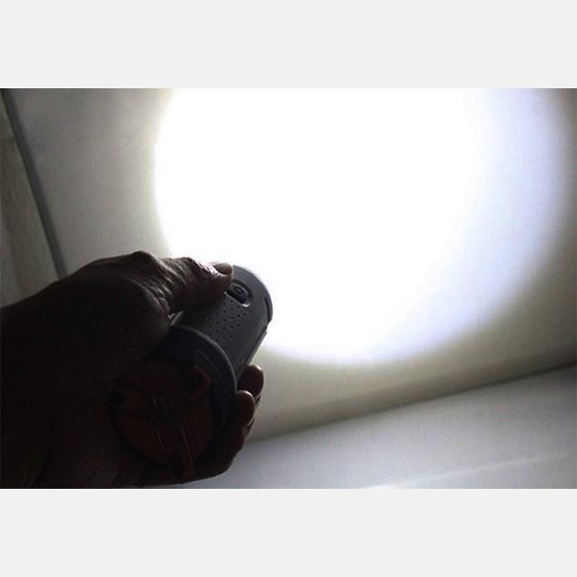 Bright LED Orbit Flashlight Lantern