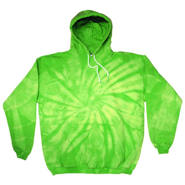 Unisex Tie-Dye Soft & Cozy Hooded Sweatshirts