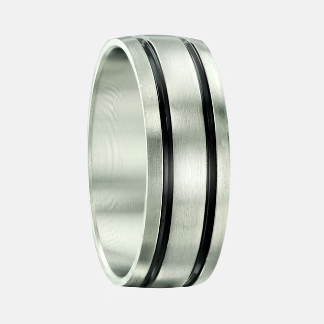 Free Stainless Steel Rings - 4 Different Styles Available!