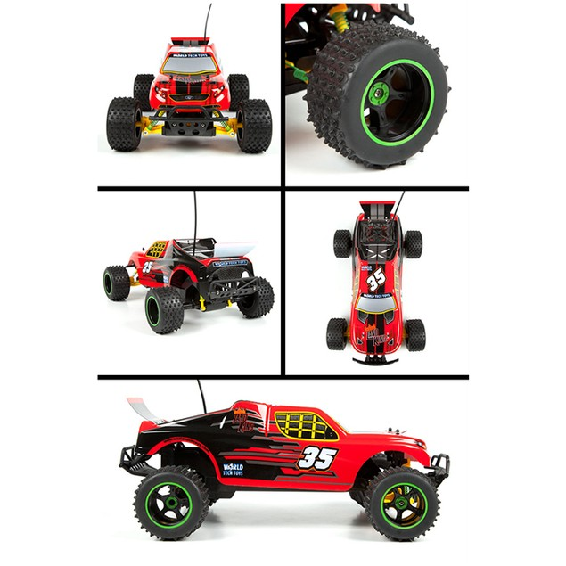 1:12 Land King Remote Control Truggy