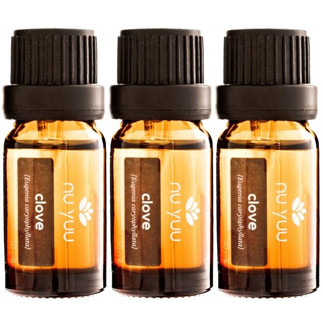 3-Pack Therapeutic Grade Clove Essential Oil