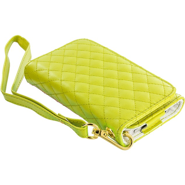 Apple iPhone 4 Luxury Wallet Pouch Phone Holder