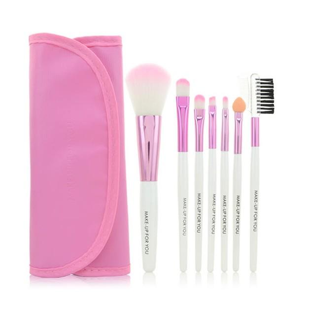 7-Piece Makeup Brush