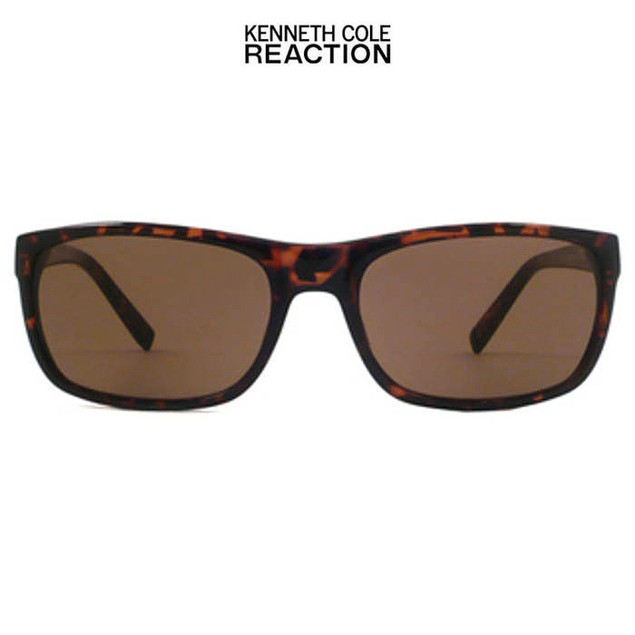 Kenneth Cole Reaction KC2412 Tortoise with Brown Lens Sunglasses