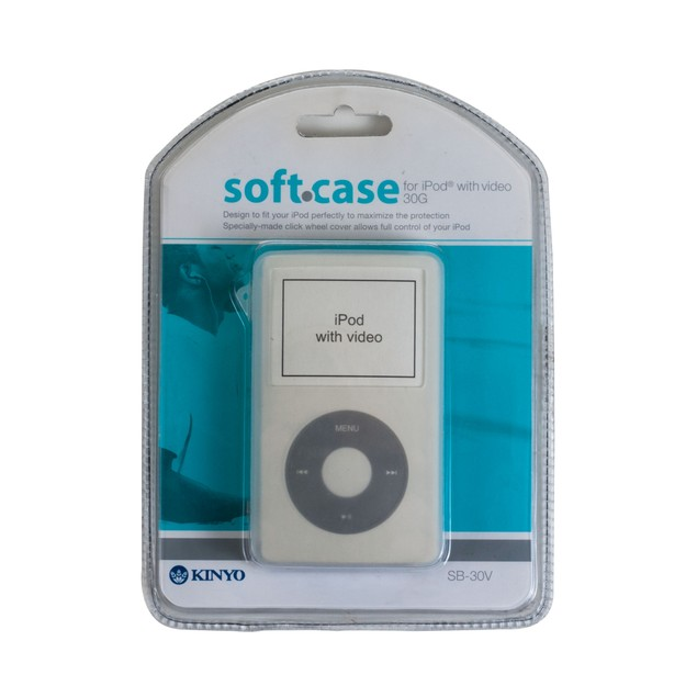 Kinyo Protective Soft case for iPod