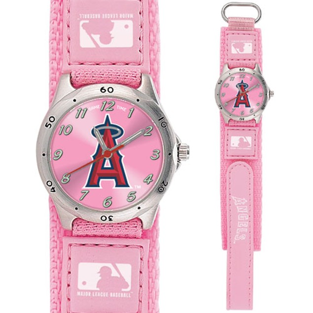 LA Angels Girls MLB Watch