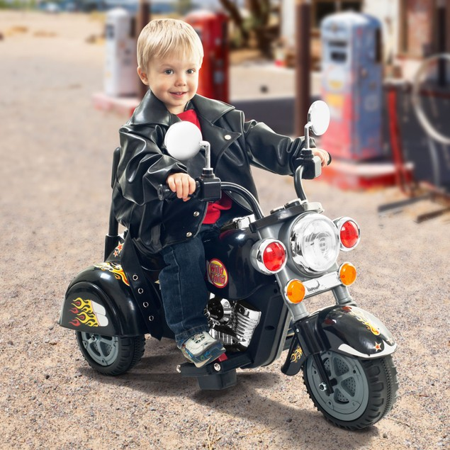 Lil' Rider Road Warrior Motorcycle