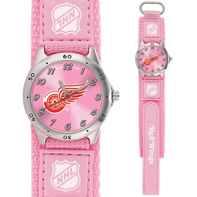 Detroit Red Wings NHL Girls Watch
