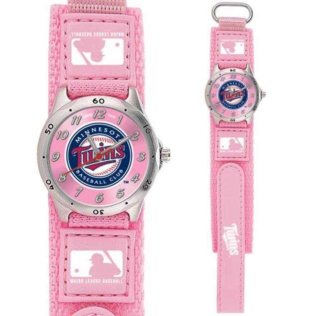 Minnesota Twins Girls MLB Watch