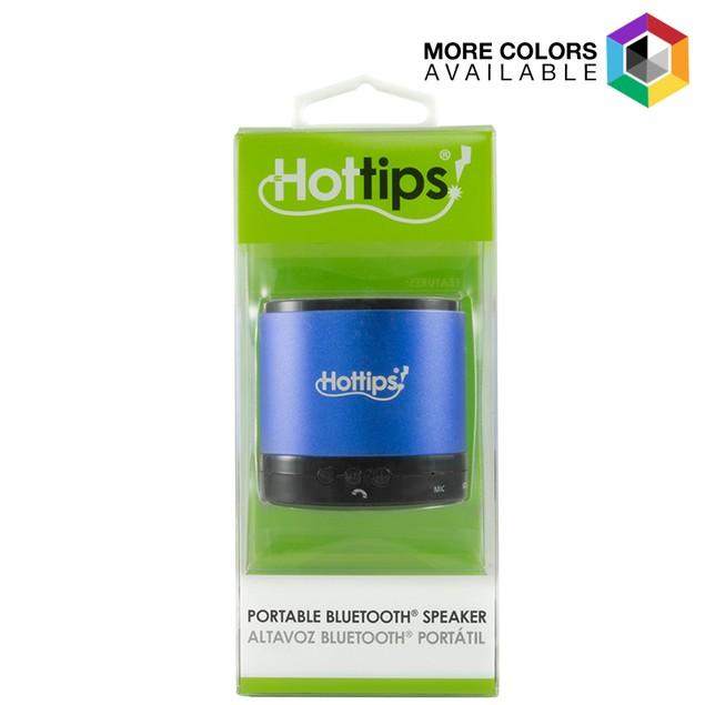Hottips Portable Bluetooth Speaker