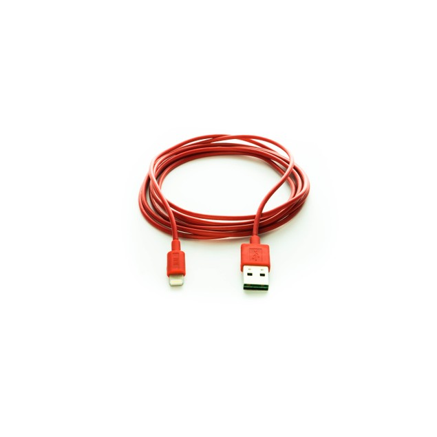6.6' Slim Cable Reversible MFI Certified Cable