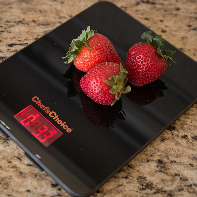 Chef's Choice Professional Digital Kitchen Scale Model 80