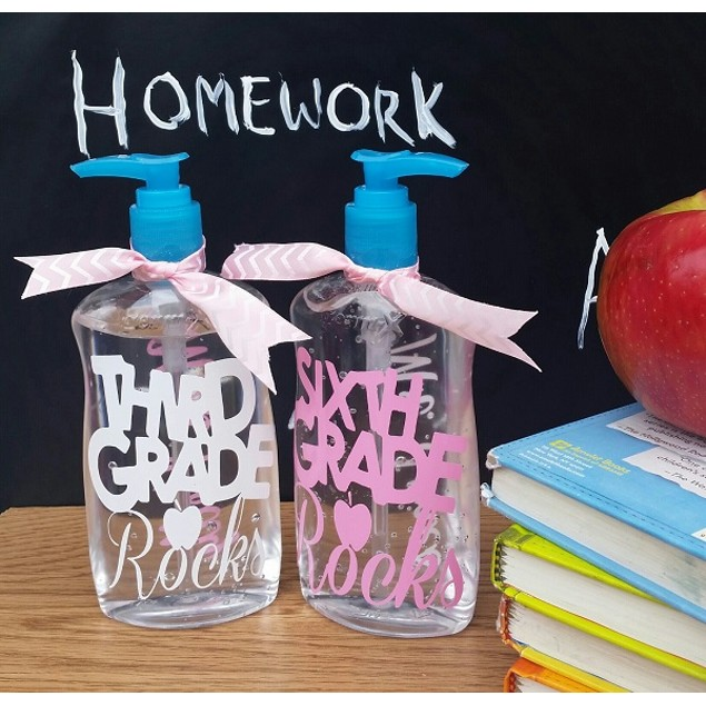 Teacher Decals