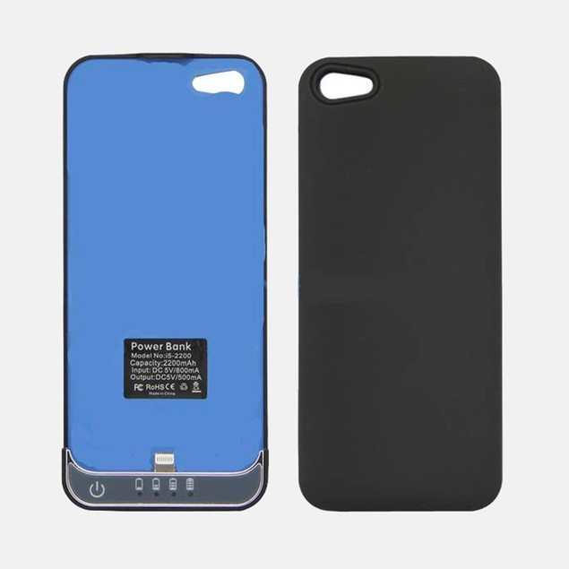 iPhone 5/5s Portable Charging Phone Case