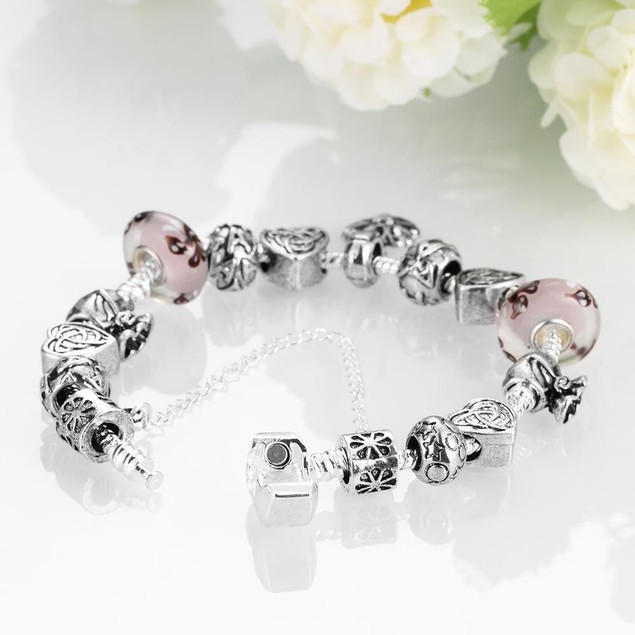 Real Love Is Everywhere Designer Inspired Bracelet