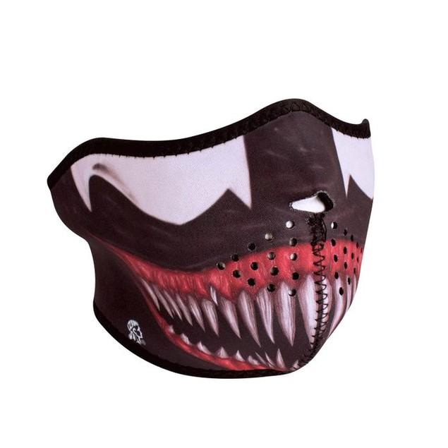 Neoprene 1/2 Mask - Toxic