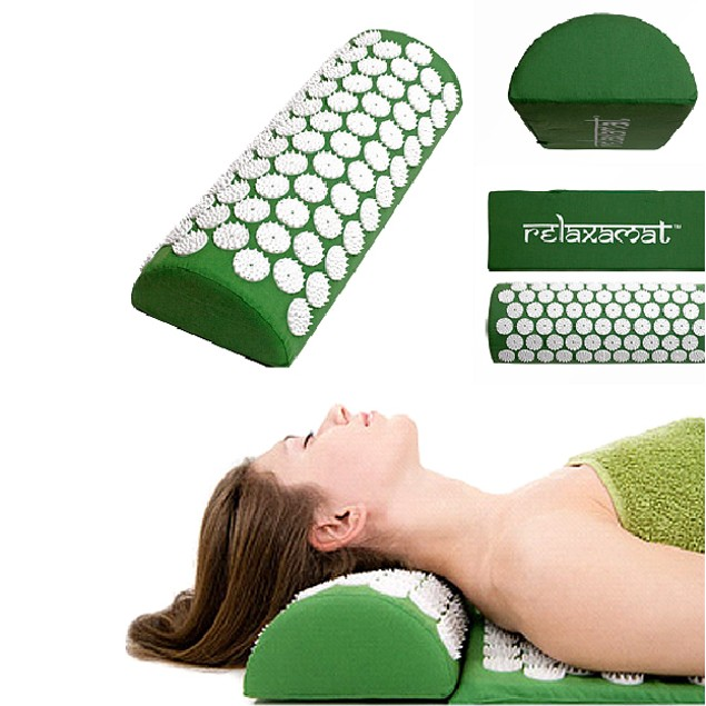 Relaxamat Acupressure Relaxation Pillow