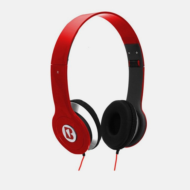 iBoost Foldable Stereo Headphones