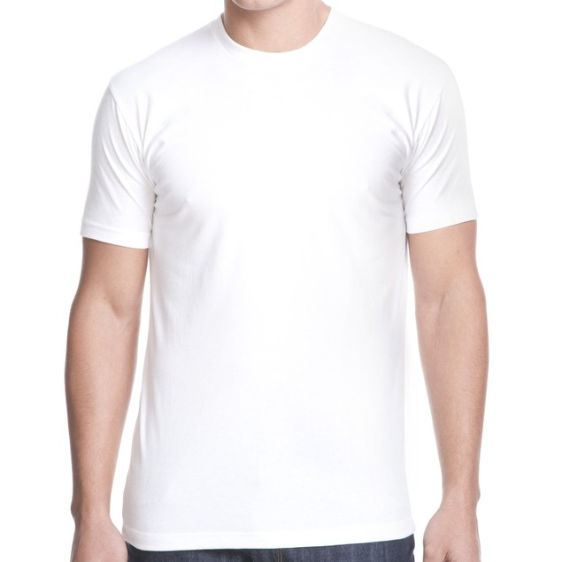 6-Pack 100% Cotton Classic Undershirts