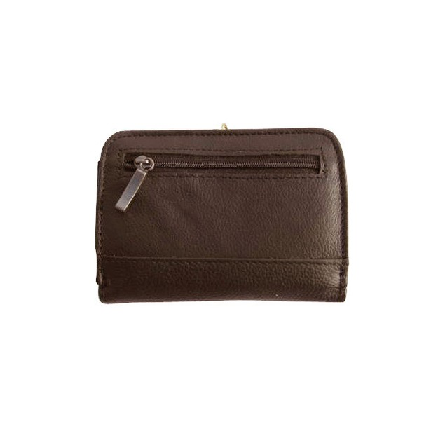 Afonie Small Leather Wallet
