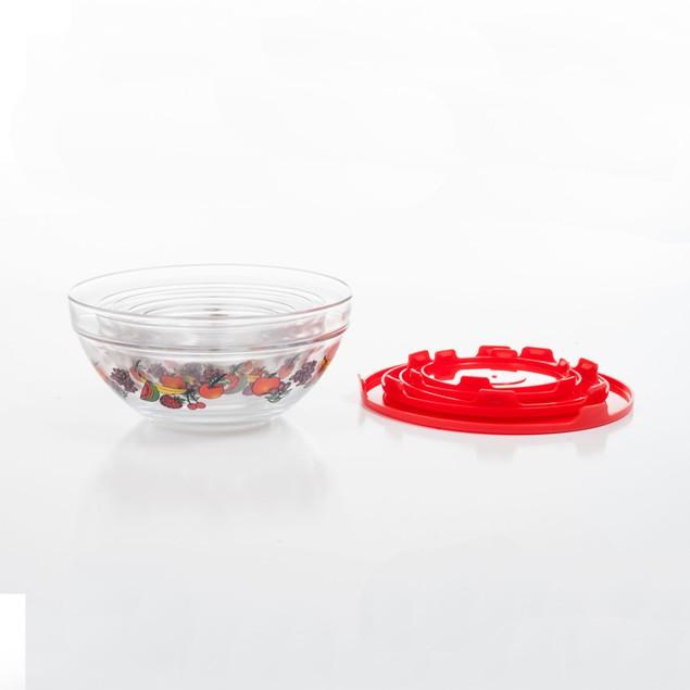 Chef Buddy 20 Piece Glass Bowl Set