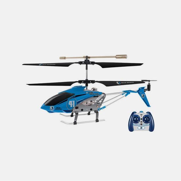 NBA Dallas Mavericks Dirk Nowitzki RC Helicopter