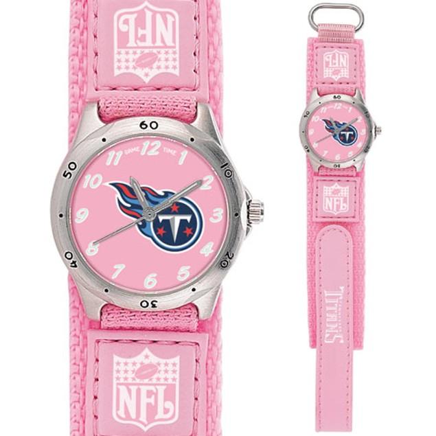 Tennessee Titans Girls NFL Watch