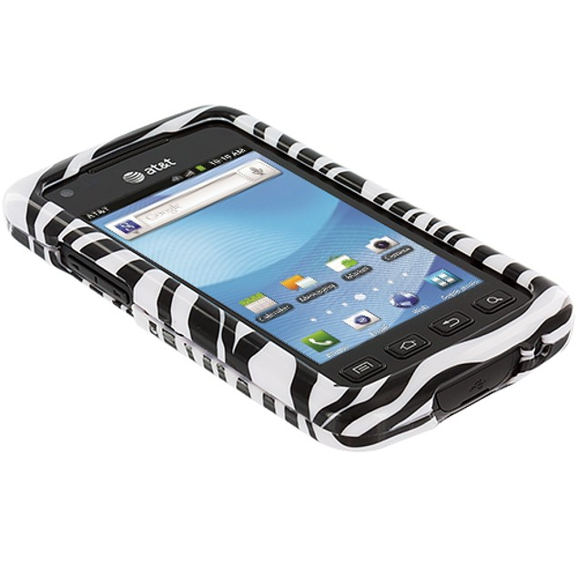 Samsung Rugby Smart i847 Hard Design Case Cover