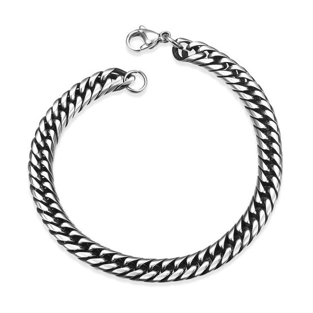 Marina Chain Stainless Steel Bracelet