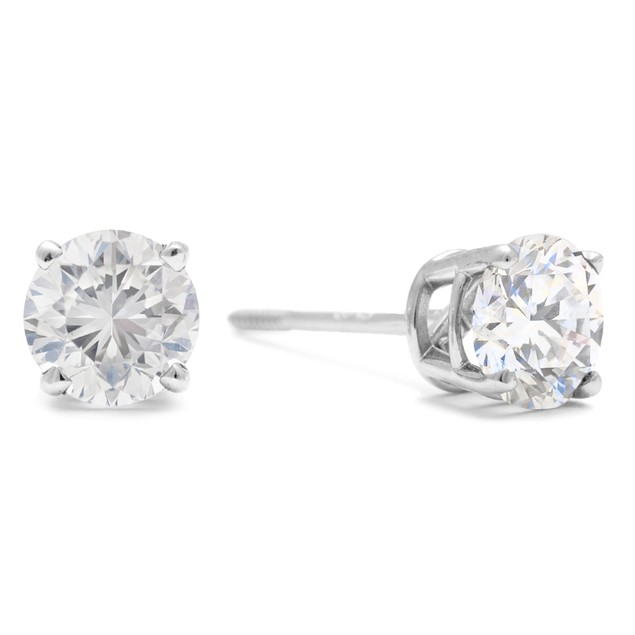 Diamond Stud Earrings 1.00cttw