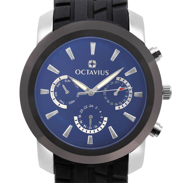 Octavius Darlington Watch - Dark