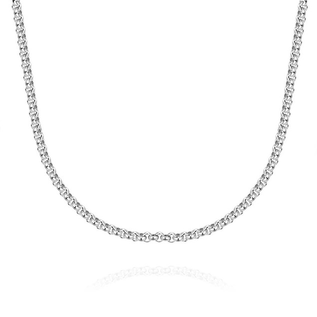 Flat Marina Stainless Steel Chain 20 inches