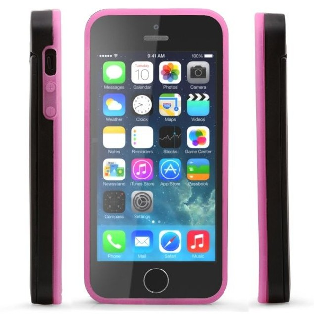 Aduro iPhone 5/5s U-Stash Mirror Storage Cases