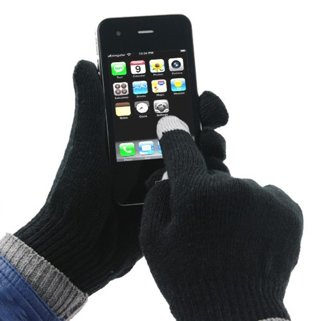 Assorted Comfy Touch Screen Gloves